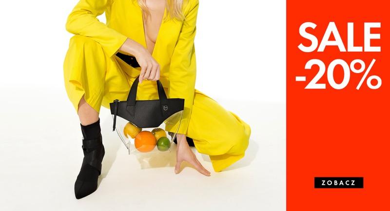 Goshico: wyprzedaż 20% rabatu na torby i torebki damskie