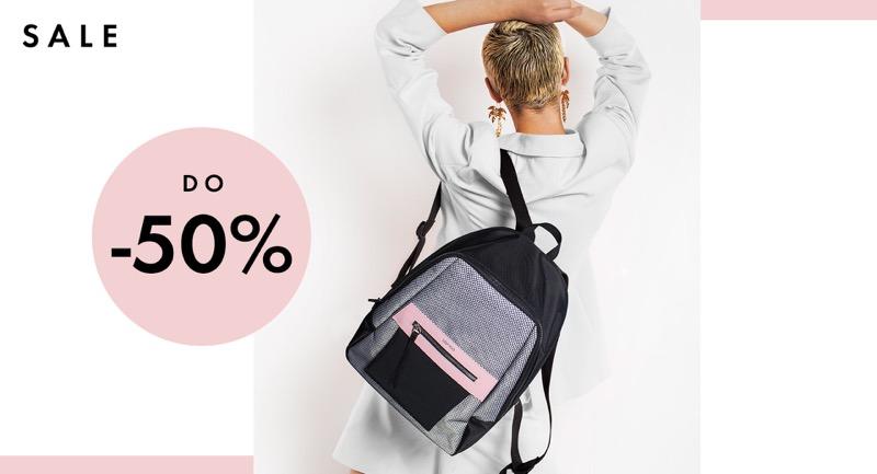 Goshico: wyprzedaż do 50% zniżki na torby, kosmetyczki i inne akcesoria                         title=