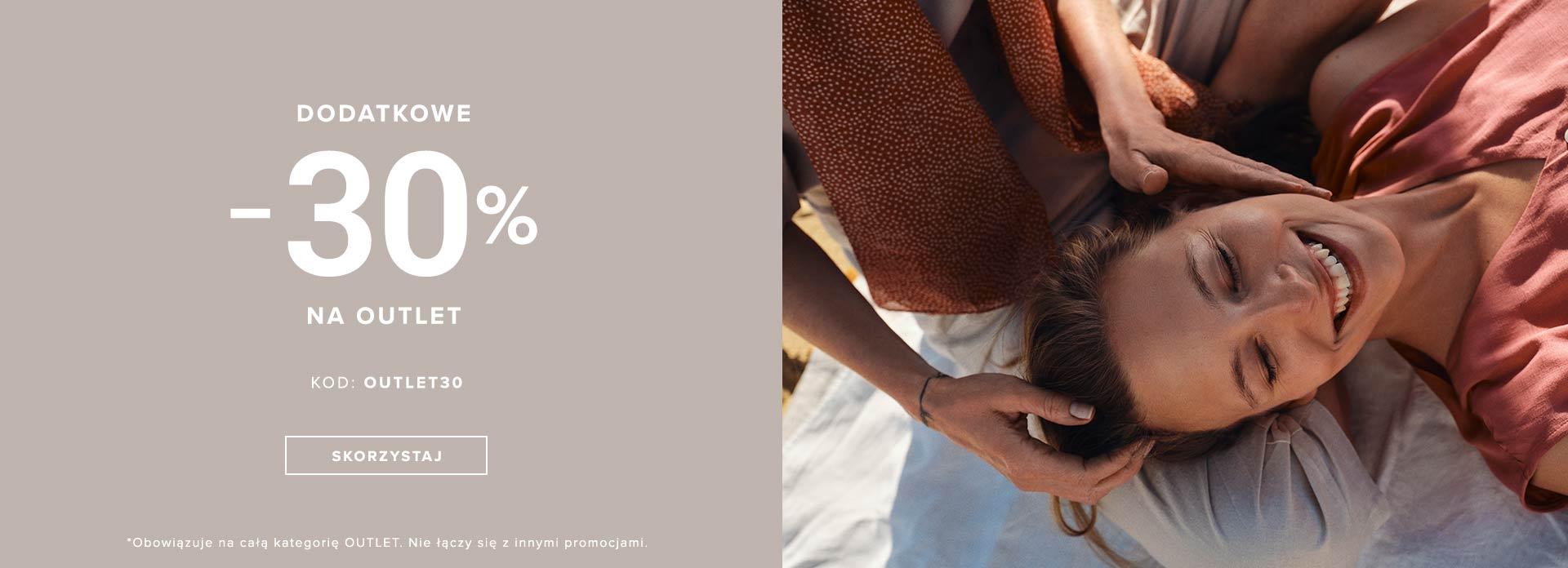 Greenpoint: dodatkowe 30% zniżki na produkty z kategorii outlet