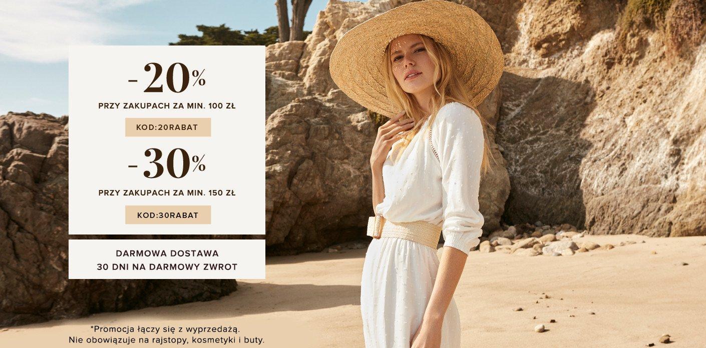 Greenpoint: do 30% rabatu na odzież damską                         title=