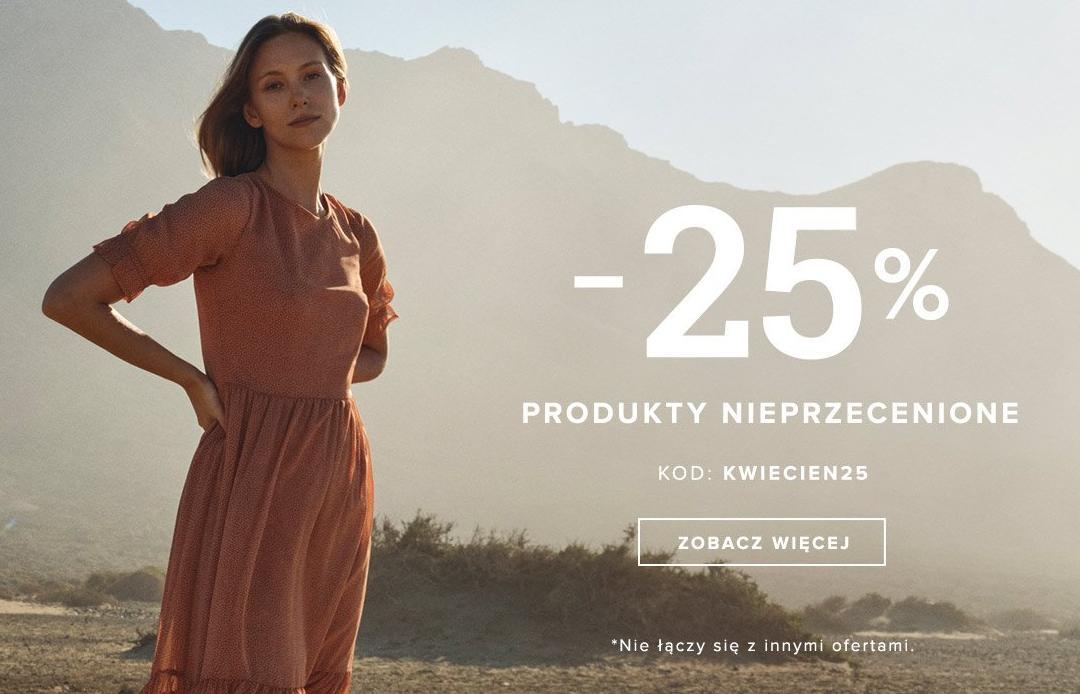 Greenpoint: 25% rabatu na odzież damską nieprzecenioną