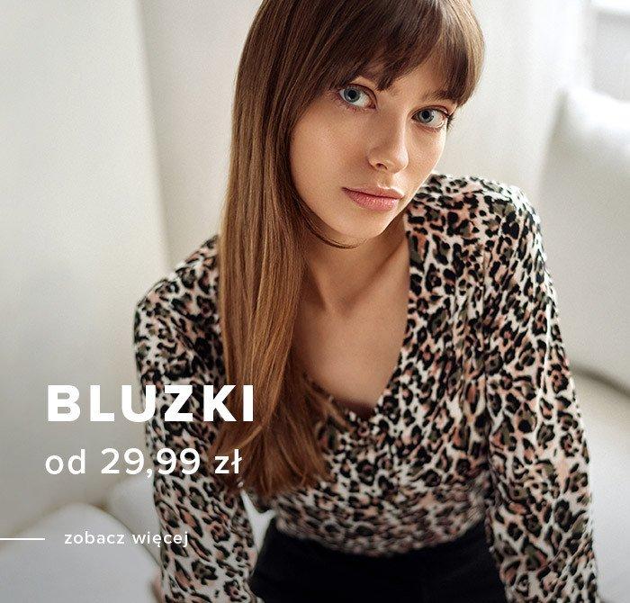Greenpoint Greenpoint: bluzki damskie od 29,99 zł