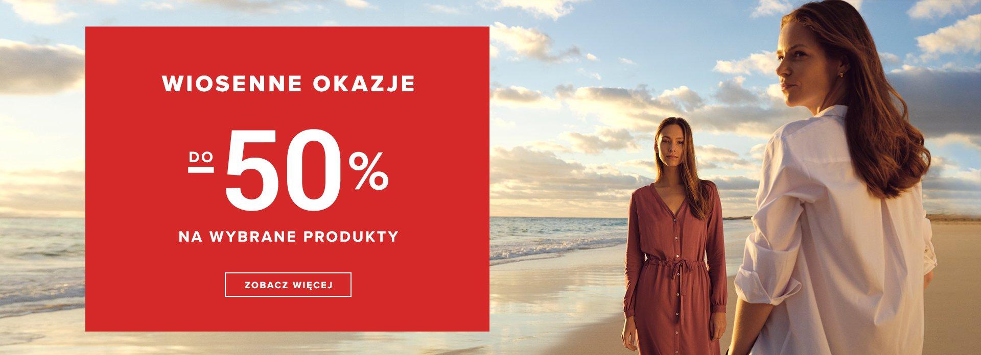 Greenpoint: do 50% rabatu na odzież damską - wiosenne okazje
