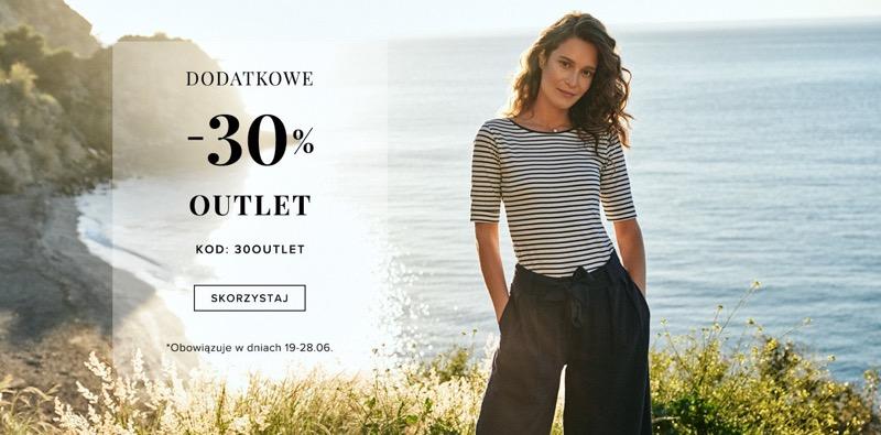 Greenpoint: dodatkowe 30% zniżki na odzież damską z kategorii Outlet                         title=