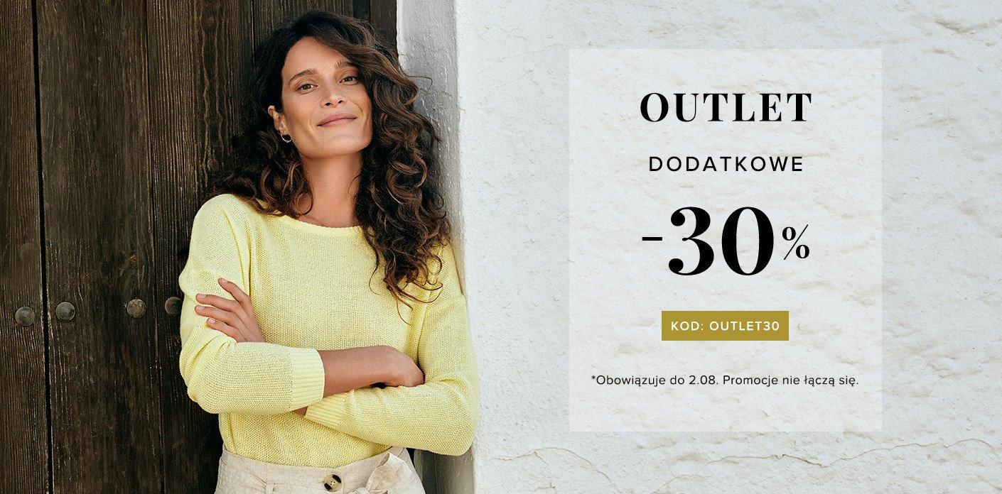 Greenpoint: dodatkowe 30% rabatu na odzież damską z kategorii Outlet                         title=