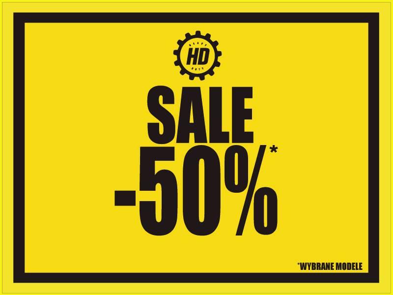 Heavy Duty: wyprzedaż 50%