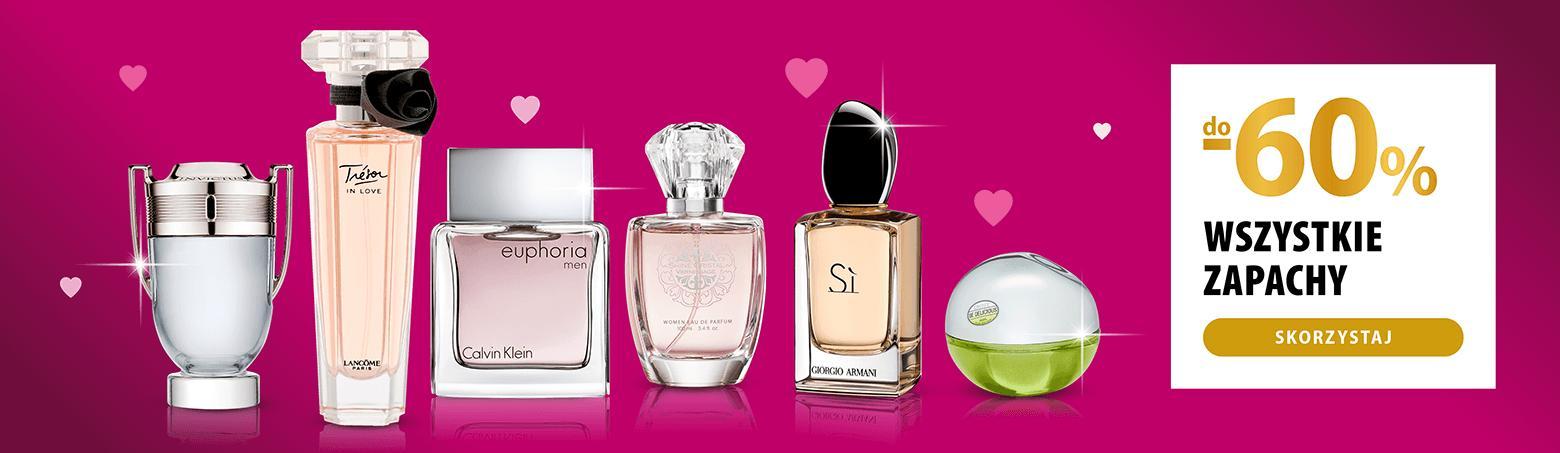 Hebe Hebe: do 60% zniżki na wszystkie zapachy