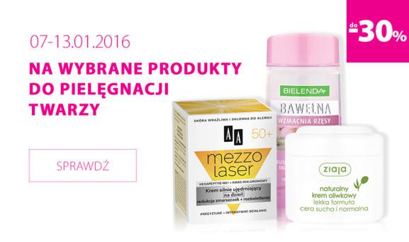 Hebe: do 30% zniżki na wybrane produkty do pielęgnacji twarzy