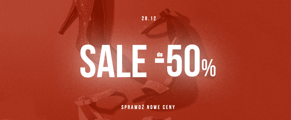 Hego's Milano: wyprzedaż do 50% zniżki na buty damskie, męskie oraz dziecięce                         title=