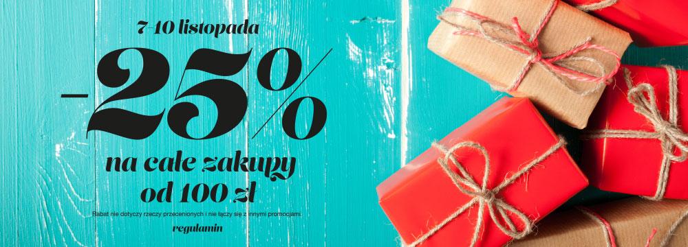 Home&You: 25% zniżki na całe zakupy