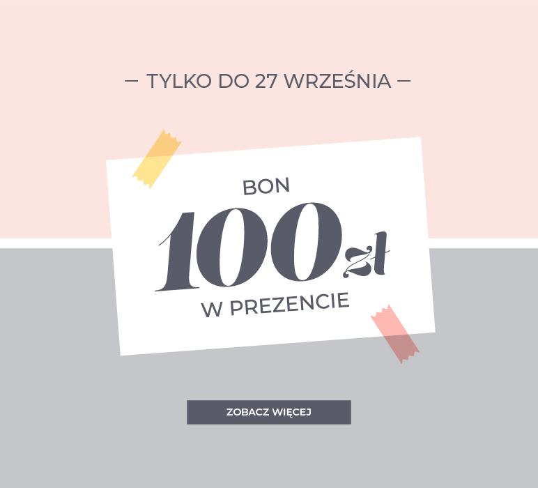Home&You: za każde wydane 100 zł otrzymacie Bon o wartości 100 zł na kolejne zakupy                         title=
