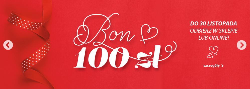 Home&You: bon o wartości 100 zł w prezencie za każde wydane 100 zł