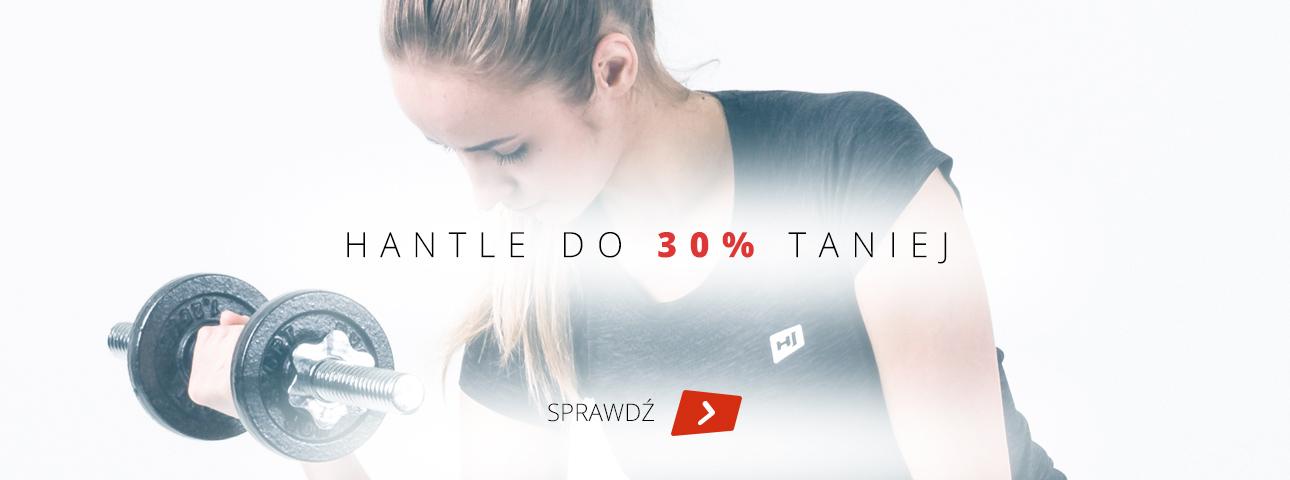 Hop Sport: 30% zniżki na hantle