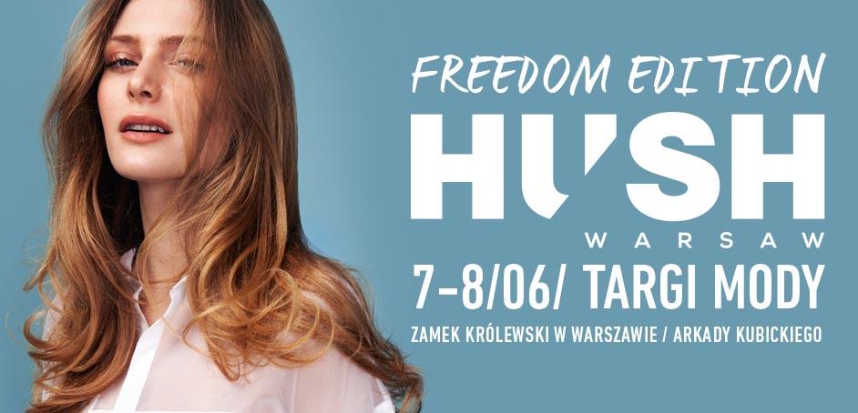 Targi Mody Hush Warsaw 7-8 czerwca 2014