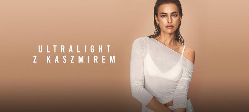 Intimissimi: 50% rabatu na drugą bluzkę Ultralight z kaszmirem                         title=