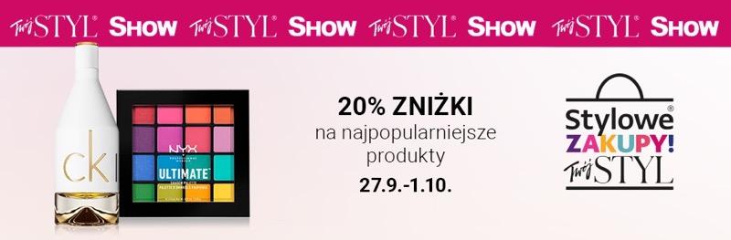 IPerfumy: Stylowe Zakupy 20% rabatu na najpopularniejsze perfumy i kosmetyki