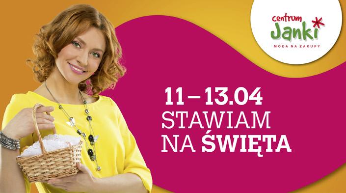 Stawiam na Święta w Warszawie w centrum Janki 11-13 kwietnia 2014                          title=