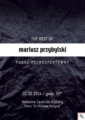 Pokaz Mody Mariusza Przybylskiego 3 października 2014