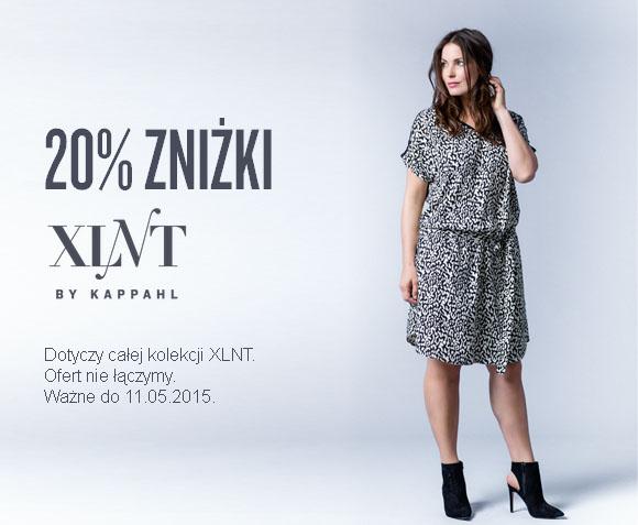 KappAhl: 20% zniżki na kolekcję XLNT