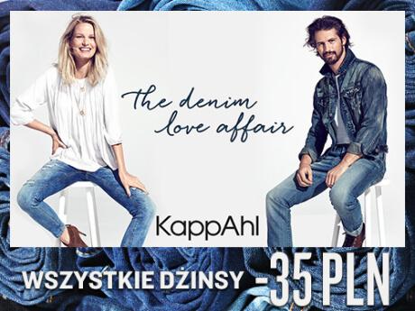 KappAhl: wszystkie jeansy 35 zł taniej