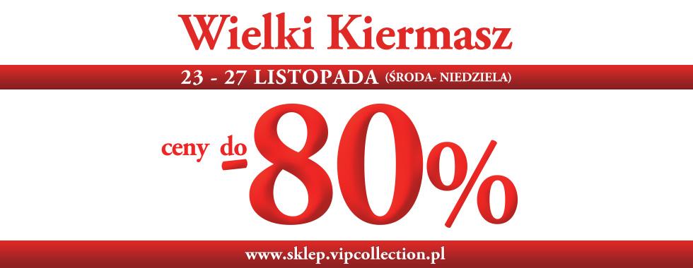Vip Collection: do 80% rabatu na galanterię i odzież skórzaną