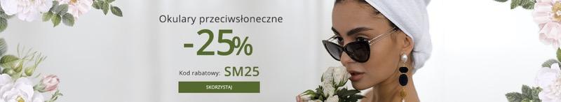 Kodano: 25% zniżki na okulary przeciwsłoneczne