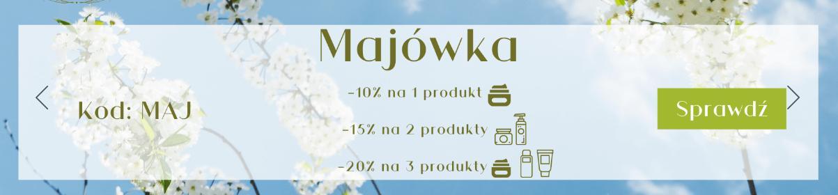 Koi Cosmetics Koi Cosmetics: do 20% rabatu na kosmetyki naturalne