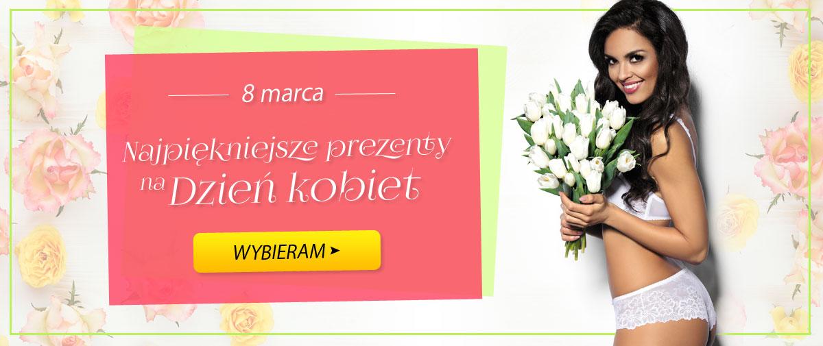 Kontri: najpiękniejsze prezenty na Dzień Kobiet w atrakcyjnych cenach
