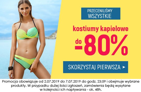 7abb3ef5426e4e Promocje Na Stroje Kąpielowe - Sales and Shopping
