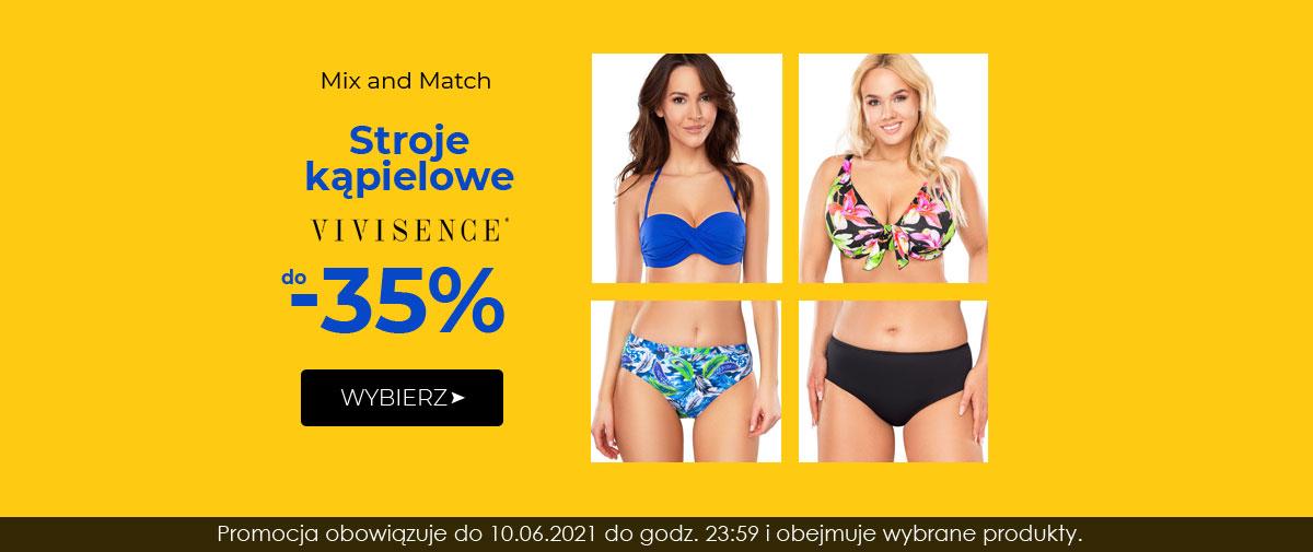 Kontri: do 35% rabatu na stroje kąpielowe marki Vivisence