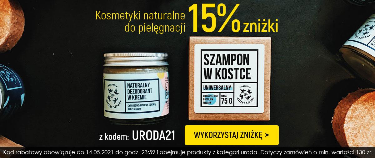 Kontri: 15% zniżki na kosmetyki do pielęgnacji