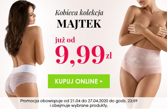 Kontri: kobieca kolekcja majtek od 9,99 zł                         title=