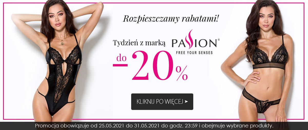 Kontri: do 20% rabatu na bieliznę damską marki Pavion