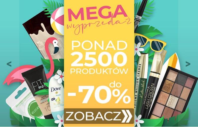 Kosmetyki z Ameryki: wyprzedaż do 70% zniżki na ponad 2500 produktów kosmetycznych                         title=