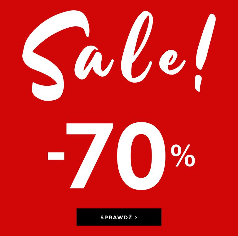Kubenz: wyprzedaż do 70% rabatu na odzież męską