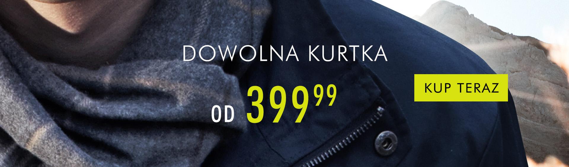 Kubenz Kubenz: kurtki męskie od 399,99 zł