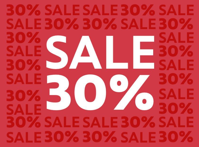 KubotaStore: wyprzedaż 30% rabatu na wybrane produkty m.in. klapki kubota