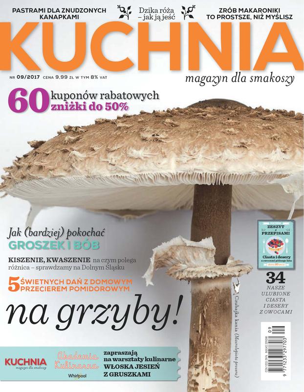 Weekend Zniżek z magazynami Kuchnia i Cztery Kąty w całej Polsce 15-17 września 2017