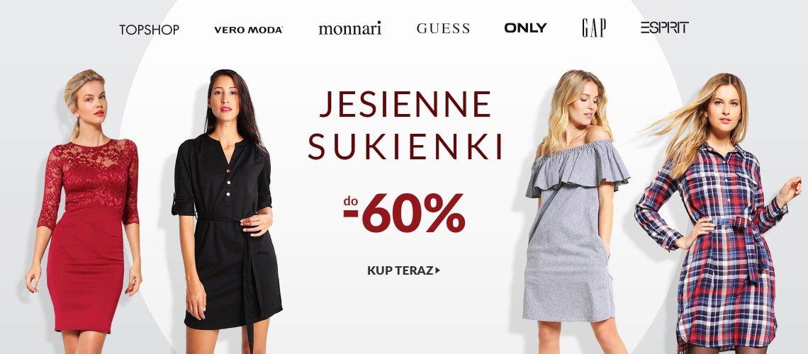 6e9937a0ae LaModa  do 60% zniżki na jesienne sukienki