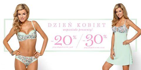 La Vantil: promocja do 30% na Dzień Kobiet