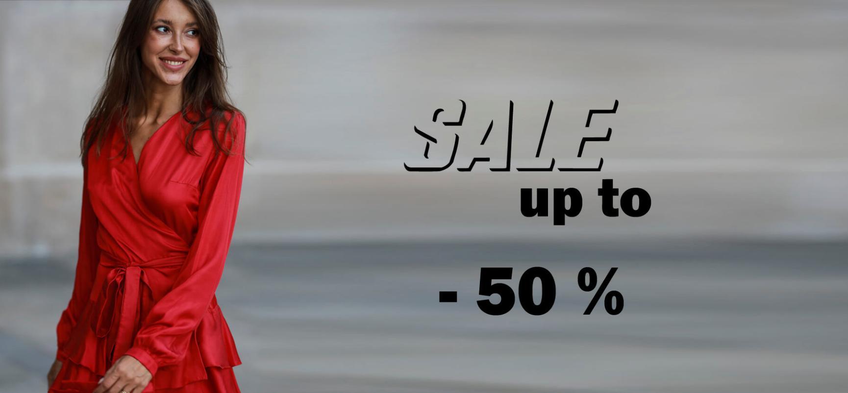 Lago Official Lago Official: wyprzedaż do 50% zniżki na odzież damską