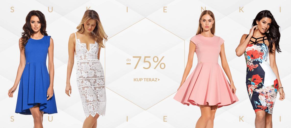 97699bc768 LaModa  do 75% zniżki na sukienki