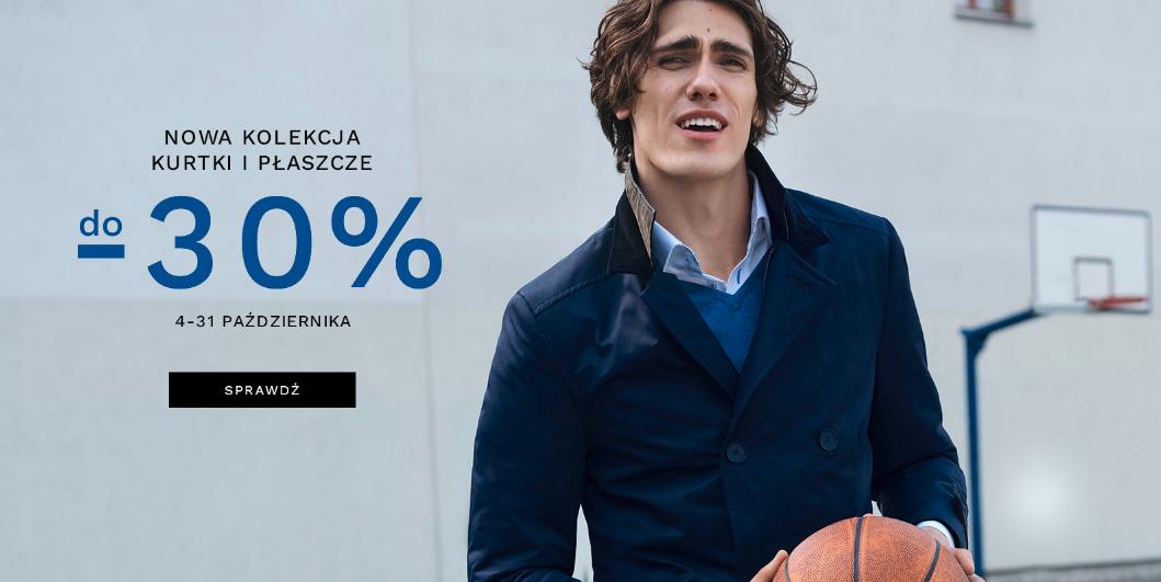 Lancerto Lancerto: do 30% rabatu na kurtki i płaszcze z nowej kolekcji