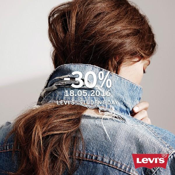 Levis: 30% zniżki na całą kolekcję
