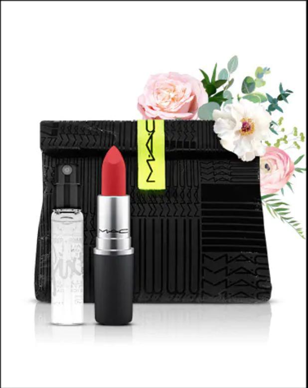 Mac Cosmetics Mac Cosmetics: prezenty przy zakupach o wartości min. 199 zł