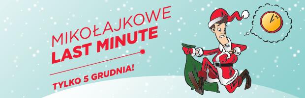 Mikołajkowe Rabaty w Magnolia Park we Wrocławiu 5 grudnia 2014