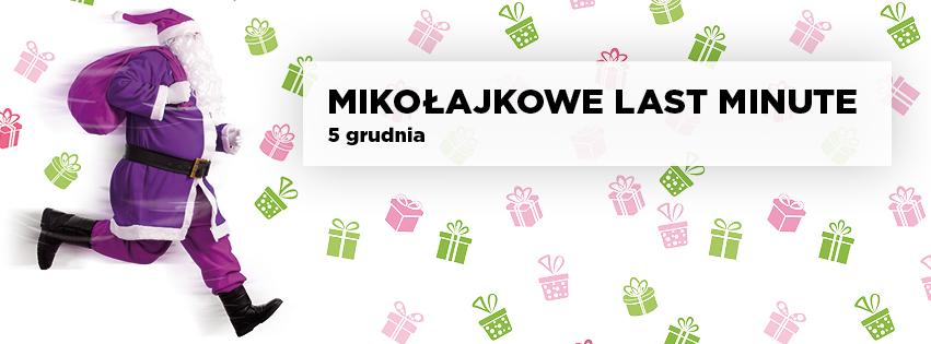 Mikołajkowe Last Minute we wrocławskiej galerii Magnolia Park 5 grudnia 2015