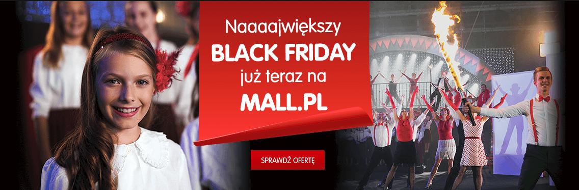 Black Friday Mall: codziennie nowe produkty w promocyjnych cenach