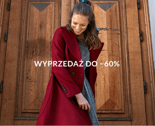 Marie Zelie: wyprzedaż do 60% rabatu na sukienki i spódnice z naturalnych materiałów                         title=