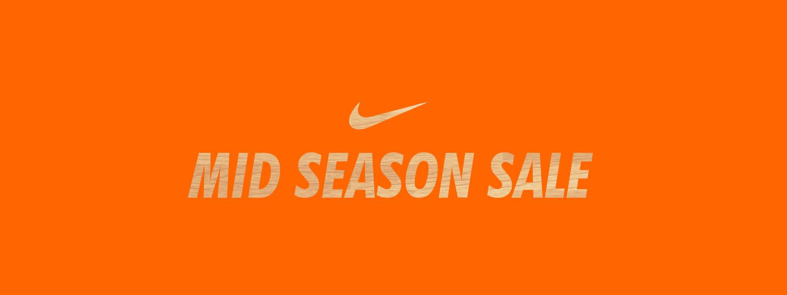 Active: wyprzedaż do 20% rabatu na odzież i obuwie marki Nike                         title=